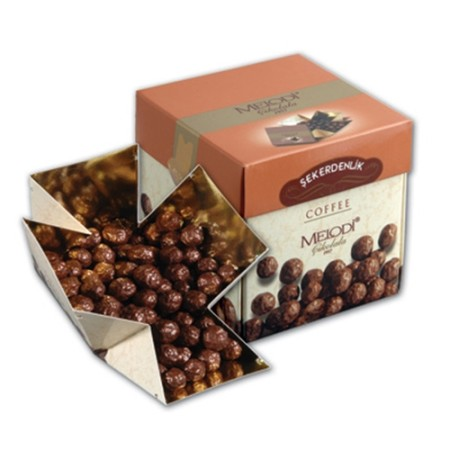 candy coffe dragee mix